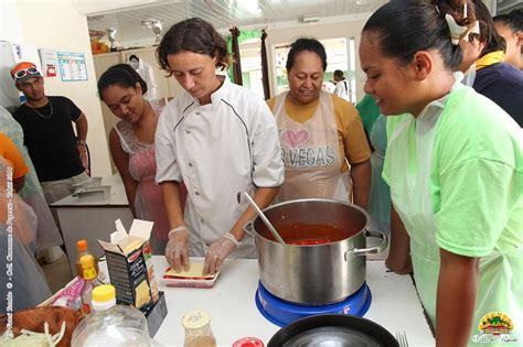 cuisine plus tahiti fitness marche nordique et ateliers cuisine pour les