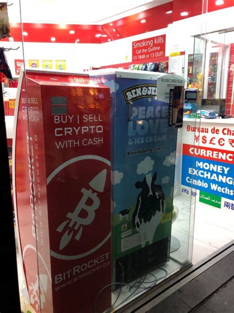 Find an atm in perth near you! Bitcoin ATM in Sydney - Haymarket City Convenience