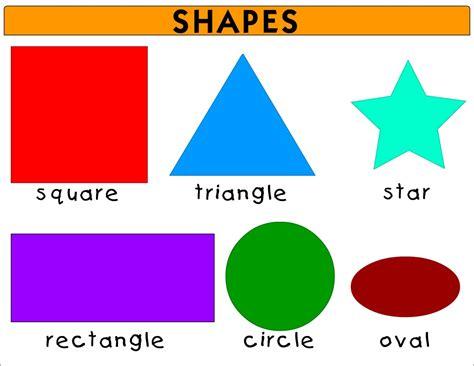 shapes  kids teaching shapes  flashcards