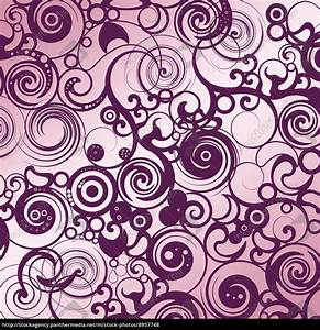 Ausgefallene Tapeten Muster : floral tapeten muster lila lizenzfreies foto 8957748 bildagentur panthermedia ~ Sanjose-hotels-ca.com Haus und Dekorationen