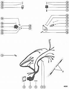 Wiring Harness  Circuit Breaker  U0026 Starter Solenoid For