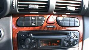 Mercedes C220 Cdi 2002 : 2002 mercedes c200 cdi youtube ~ Medecine-chirurgie-esthetiques.com Avis de Voitures