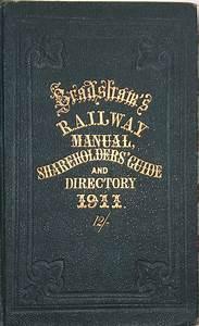 Bradshaws Railway Manual