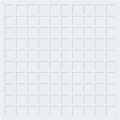 Grid 12x12 Paper Sheets Mist Pink Papers