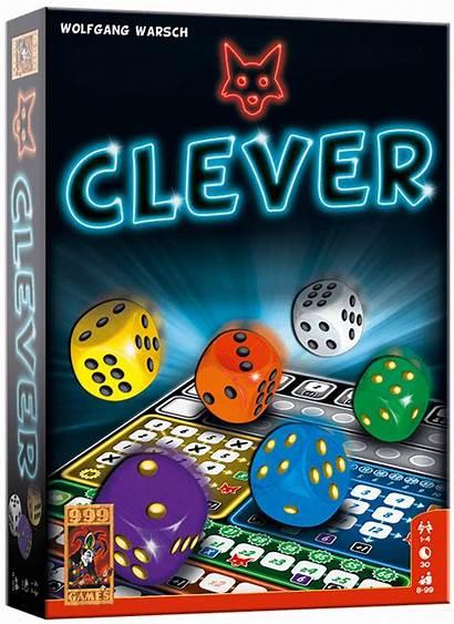 Clever Dobbelspel Spel Voor Games Spellenwijs Personen
