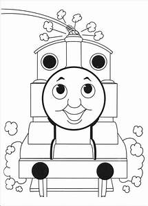Thomas the Tank Engine Coloring Pages (13) - Coloring Kids