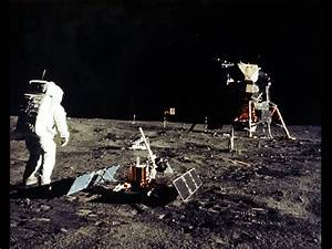 NASA - A Walk on the Moon During Apollo 11
