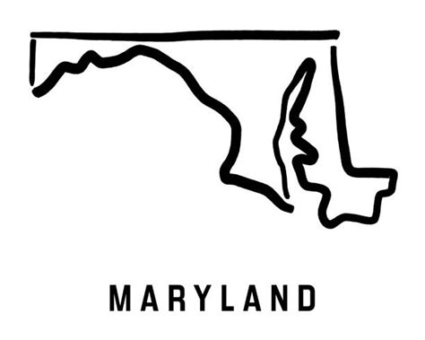 Mapsvg is a wordpress map plugin and content manager. Royalty Free Maryland Outline Clip Art, Vector Images ...