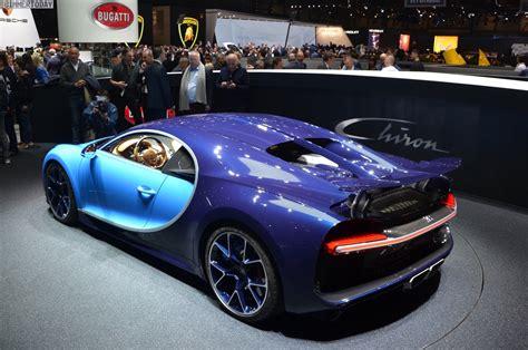 Bugatti Veyron Horsepower 2016 by Bugatti Chiron With 1500 Horsepower