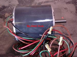 1065751 Icp 3  4 H P  Package Unit Condenser Fan Motor