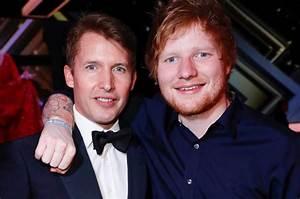 Kas sieja Jamesą Bluntą ir Edą Sheeraną? - MadeinVilnius ...