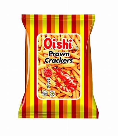 Crackers Garnalen Oishi Wah Sun