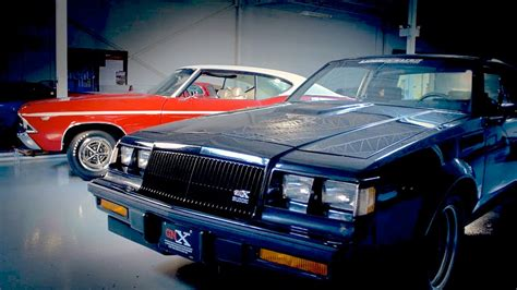 chevrolet chevelle   buick gnx generation gap muscle cars youtube