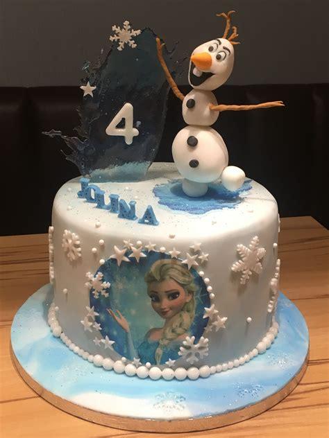 Eiskönigin Elsa Torte   Elsa torte, Torten
