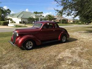 1937 Plymouth 5-window Coupe