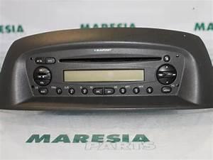 Fiat Punto Radio : used fiat punto ii 188 1 2 16v 3 drs radio cd player ~ Kayakingforconservation.com Haus und Dekorationen