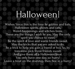 Scary Poems About Halloween by Top 20 Halloween Love Poems That Rhyme And Scary