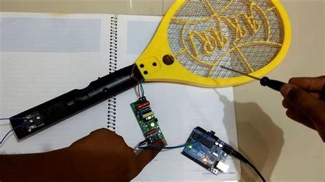 diy stun gun circuit on pcb