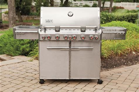 Summit S670 by Summit S 670 Gas Grill Green Acres Outdoor Living