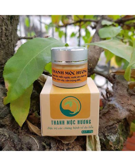 thuốc trị bệnh ngoài da trị ngứa kinh niên thanh mộc hương