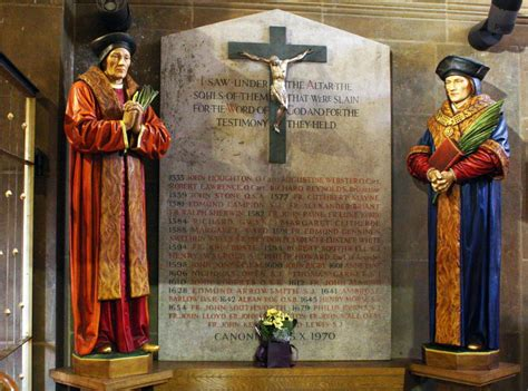 feast  st john fisher st thomas  martyrs holy