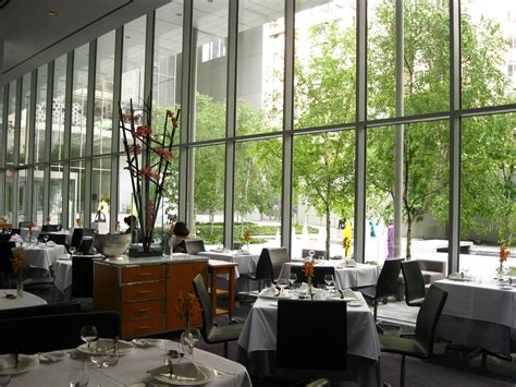 the modern restaurant moma the modern ritournelle