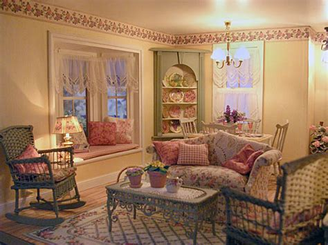 pats miniatures victorian gothic cottage