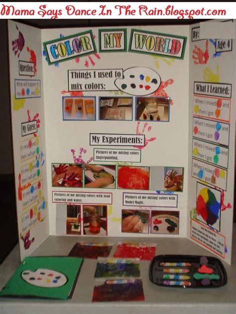 preschool science fair mixing primary colors science 995 | ec3b58edf687ffbc2db0baeb0a1ec61a
