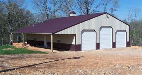 cost of morton building garage 42 x 60 morton building 40x60 metal building prices
