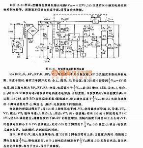 555 Electric Rice Cooker Automatic Controller Circuit