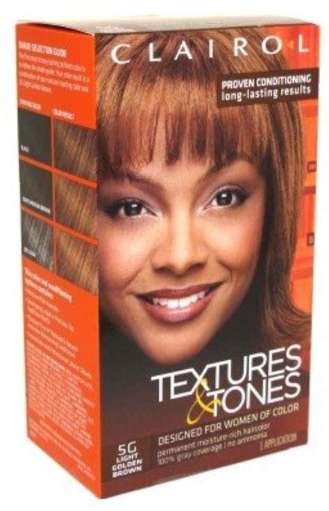 Clairol Textures & Tones 5G Light Golden Brown, 1 ea (Pack of 4) - Walmart.com - Walmart.com