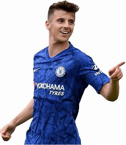 Mason Mount Render Footyrenders Chelsea Football Cut