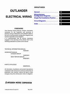 Airtrek Wiring Manual