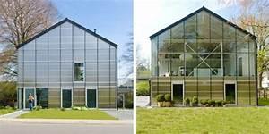 Prix Charpente Métallique Maison : maison esprit loft ossature m tallique ~ Premium-room.com Idées de Décoration