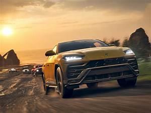 Forza Horizon 4, Lamborghini Urus SUV Auto vorne 3840x2160