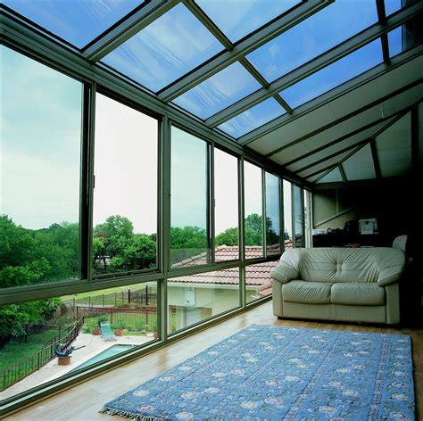Glass Porch Roof by Hybrid Glass Roof Sunroom Or Patio Enclosure
