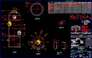 D And A Designs Llc Gas Separating Equipment Dwg Block For Autocad Designs Cad