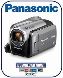 Panasonic Sdr-h40   H48 Service And Repair Manual