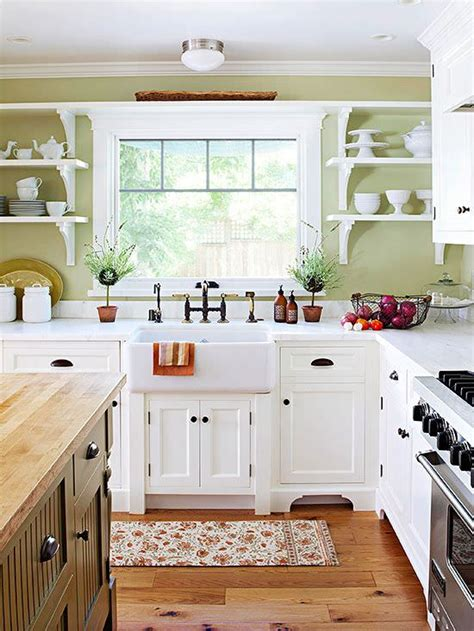 Today's Country Kitchen Decorating • The Budget Decorator