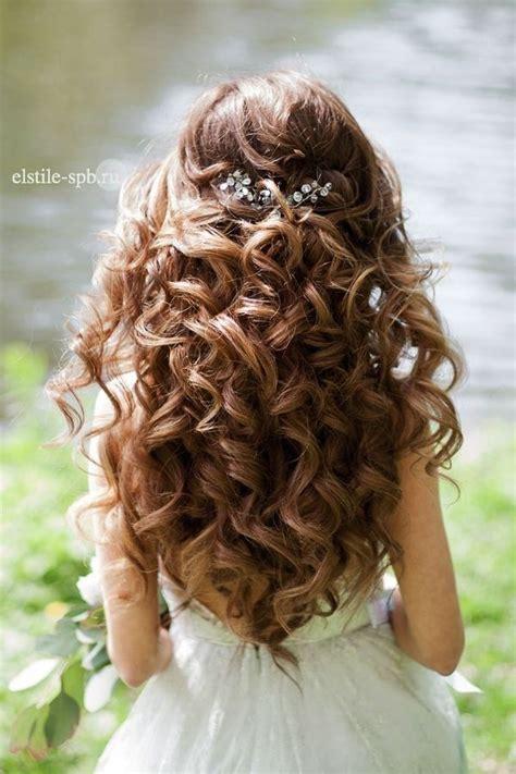 22 Bride?s Favorite Wedding Hair Styles for Long Hair