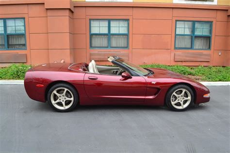 50th Anniversary Corvette by Collectible Corvettes 2003 50th Anniversary Corvette