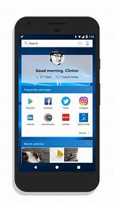 Utility Page in Microsoft Launcher – ClintonFitch.com