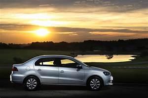 Redesigned 2013 Volkswagen Gol Sedan And Hatchback