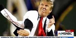 """Joy Reid Ponders Trump's """"First Pitch"""" Refusal [VIDEO ..."""