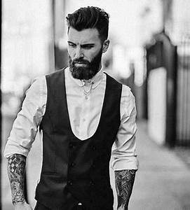 Style Hipster Homme : hipster style homme barbe ~ Melissatoandfro.com Idées de Décoration