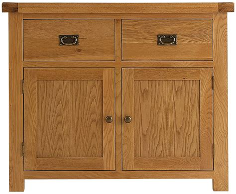 Oak 2 Door Sideboard by Galloway Oak 2 Door Sideboard Glenross Furniture