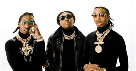 MIGOS COVERS ROLLING STONE: TALKS 'CULTURE II,' CARDI B ...