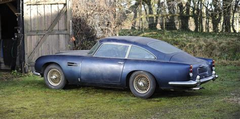 Barn-find Lost For 30 Years May Sell For