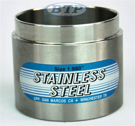 trailer bearing buddy  stainless steel protector
