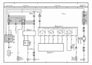 Simple Garage Door Opener Wiring Diagram